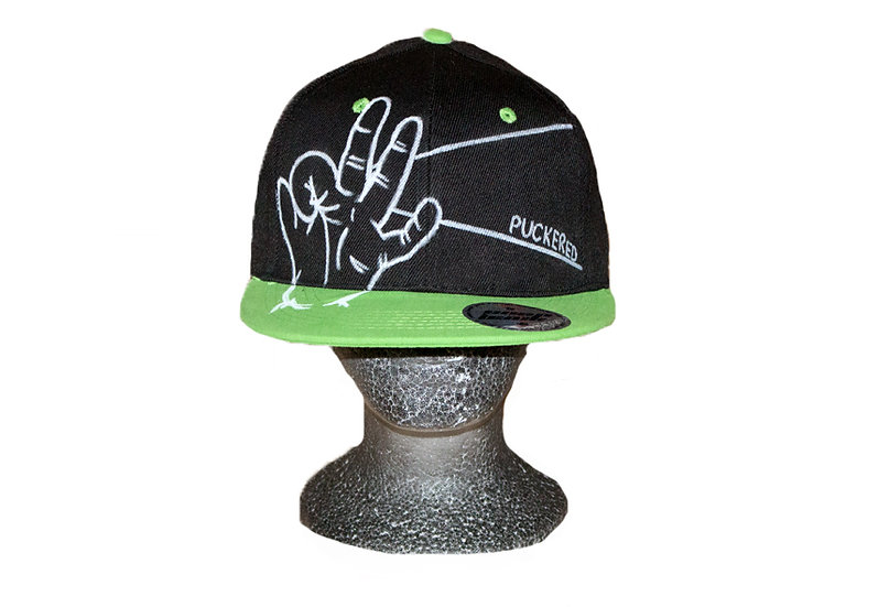 YOUTH FLAT BRIM - 3 colours available
