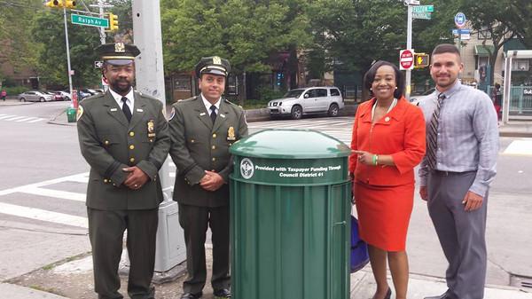 CM Mealy & Sanitation Borough Commanders