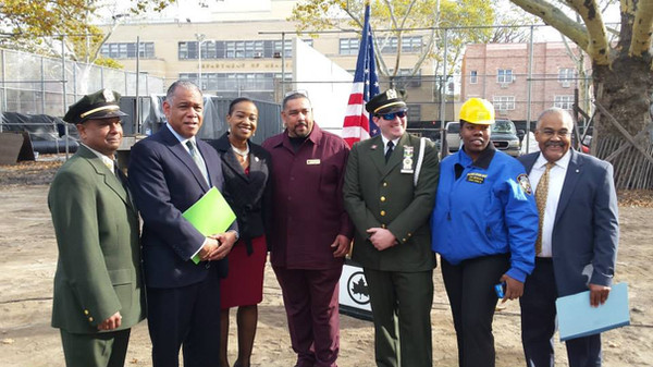 CM Mealy & Brooklyn Borough Parks Commissioner