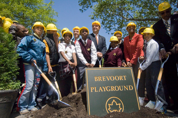 CM Mealy @ Brevoort Playground