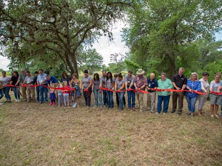 Hope Hill Hosts Ribbon Cutting