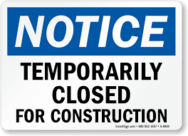 FCDRT OFFICES CLOSED TEMPORARILY
