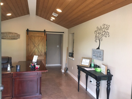 come see our new office!