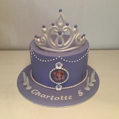 Pricess Sofia Cake