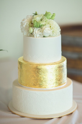 Gold Leaf and Lace