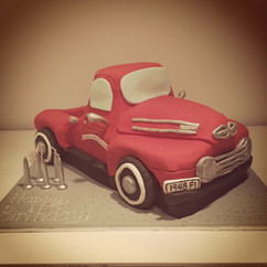 Car/Truck Cake