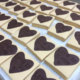 Love is Sweet Cookies