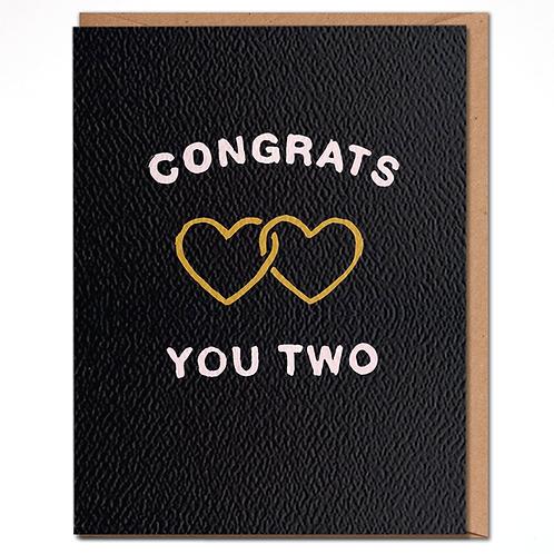 Congrats Card
