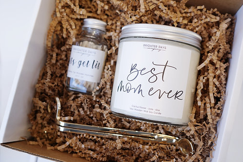 Mother's Day Candle Gift Set