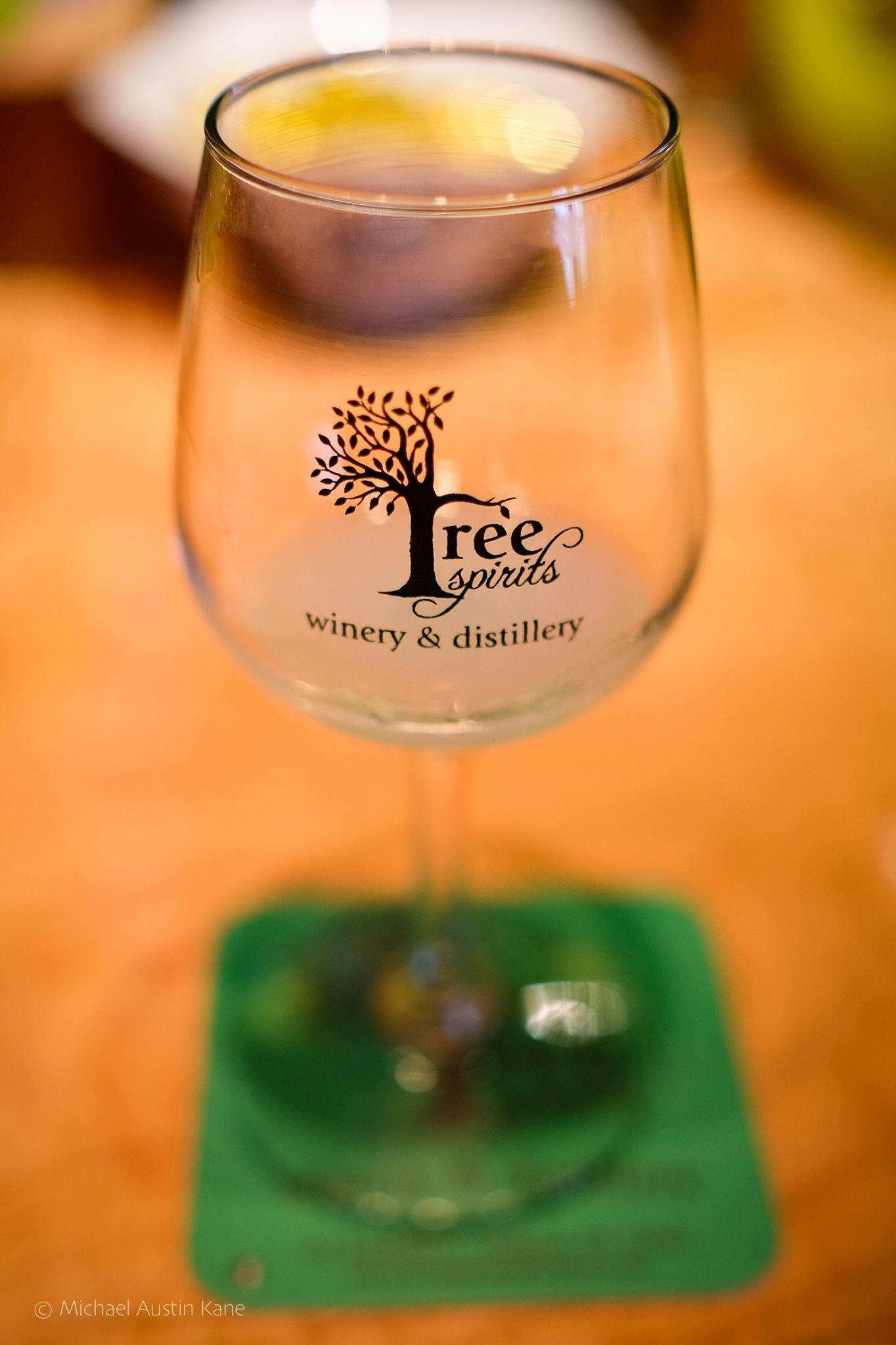 Tree Spirits Glassware