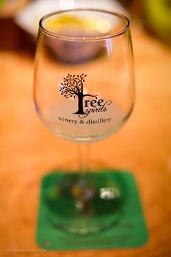 Tree Spirits Glassware