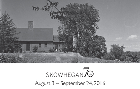 CSA Skowhegan Postcard