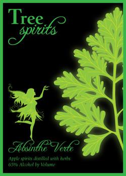 Tree Spirits Absinthe Verte