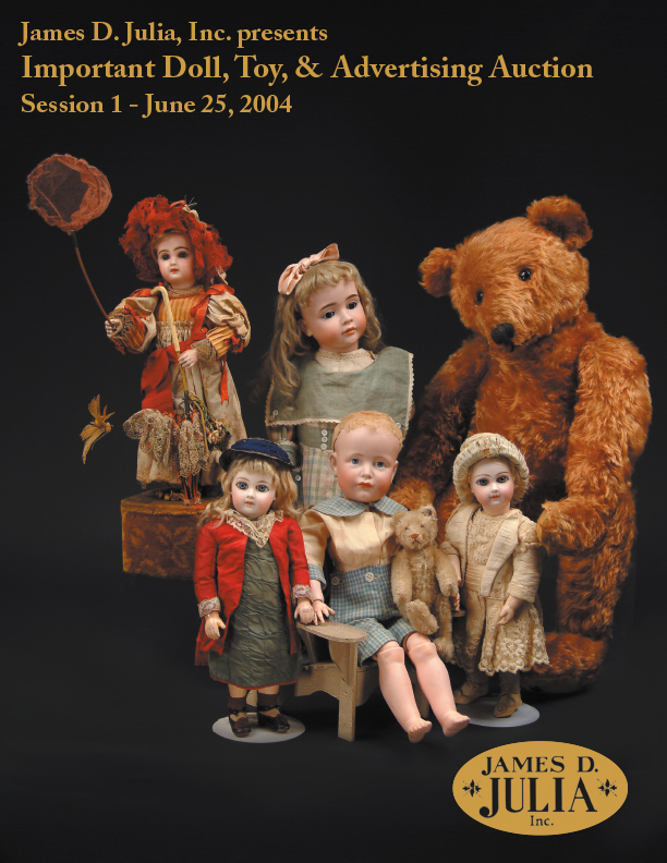 Toy June 2004 Cover