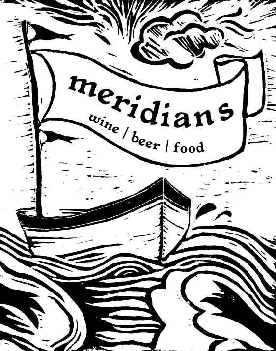 Meridians Logo