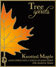 Knotted Maple Label