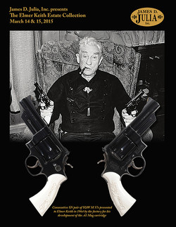 Firearms March 2015 Elmer Keith Cover