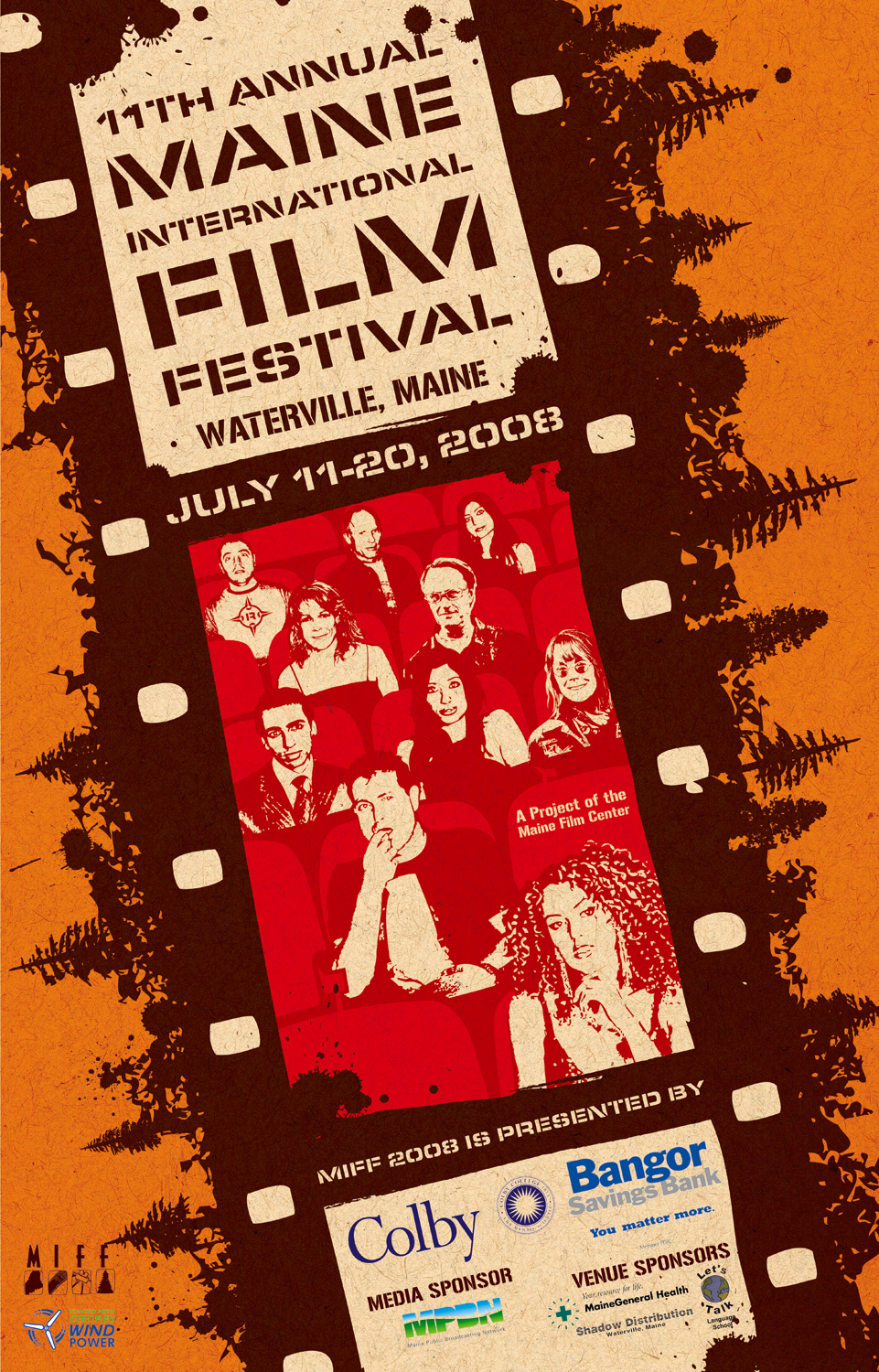 MIFF 2008 Poster