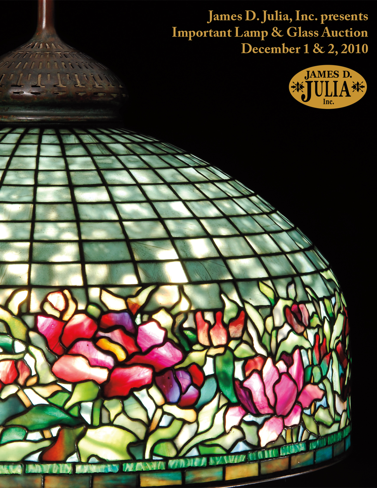 December 2010 Lamp Catalog Cover