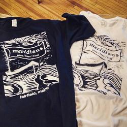 Meridians t-shirts