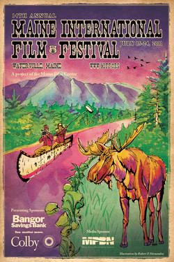MIFF 2011 Poster