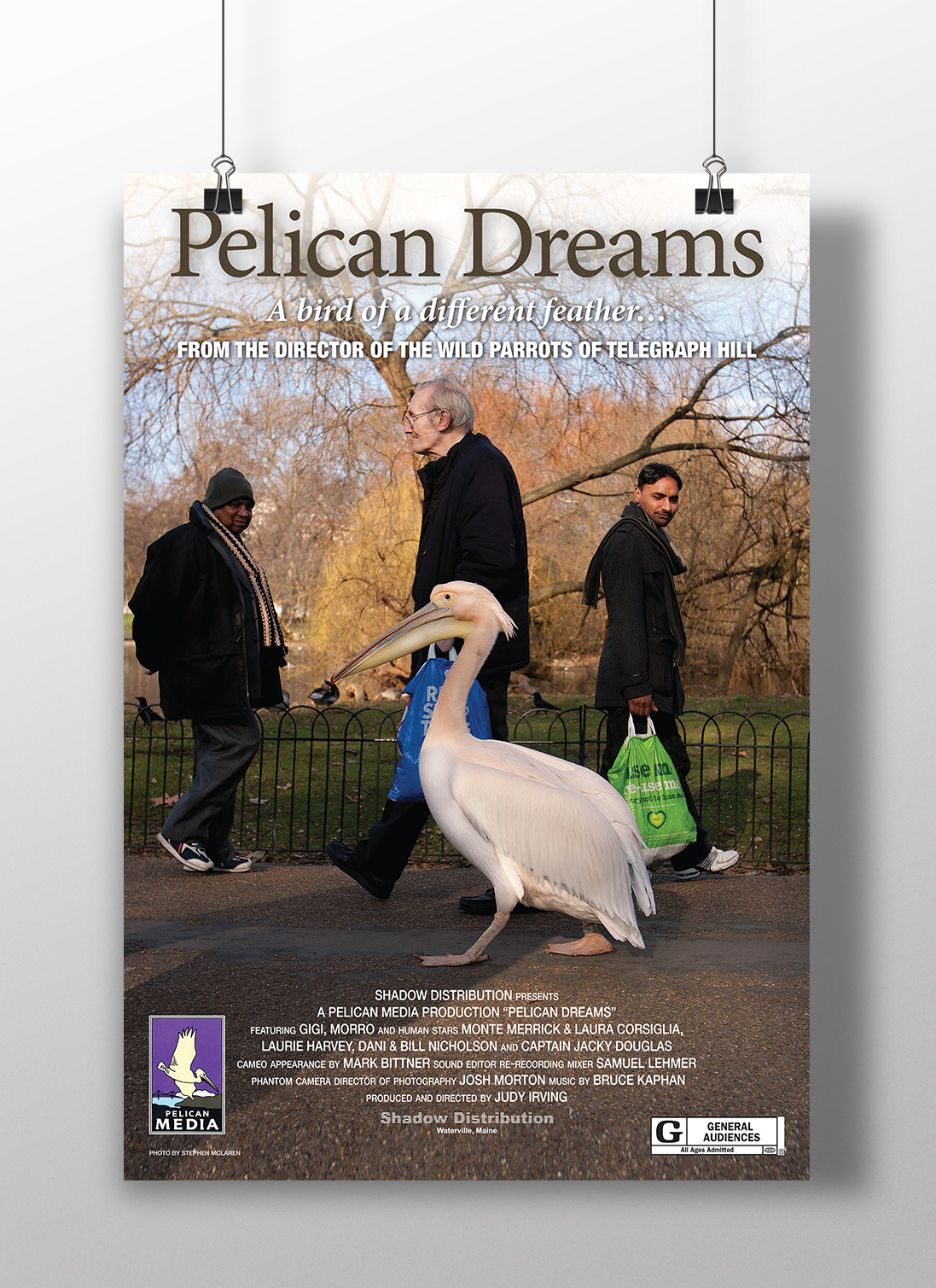 Pelican Dreams Movie Poster