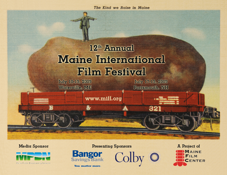 MIFF 2009 Program Cover