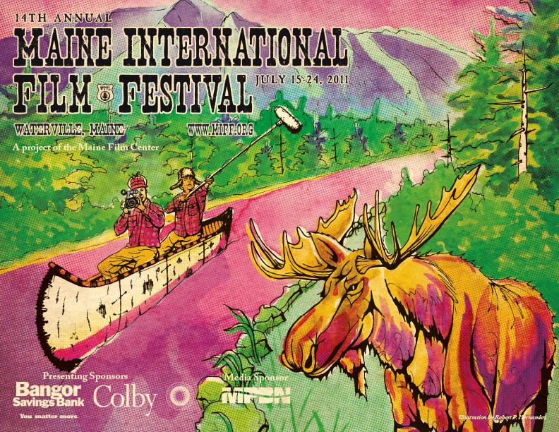 MIFF 2011 Program Cover