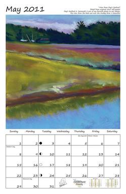 Perelka Calendar May 2011