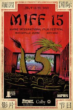 MIFF 2012 Poster