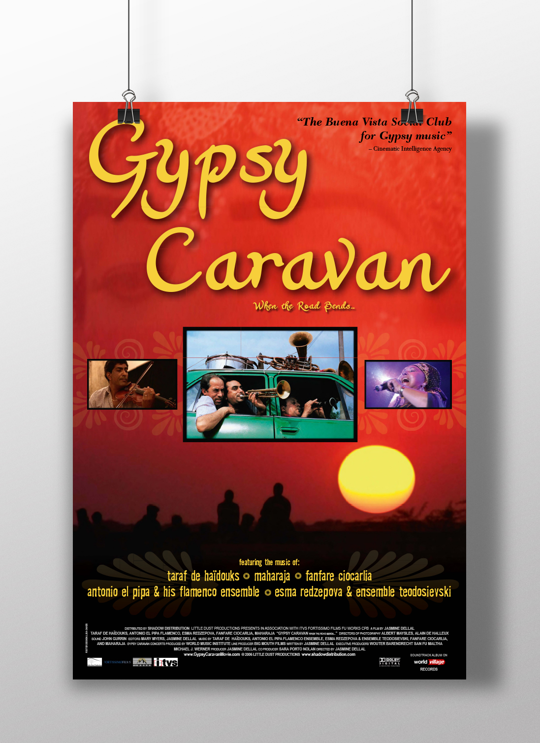 Gypsy Caravan Movie Poster
