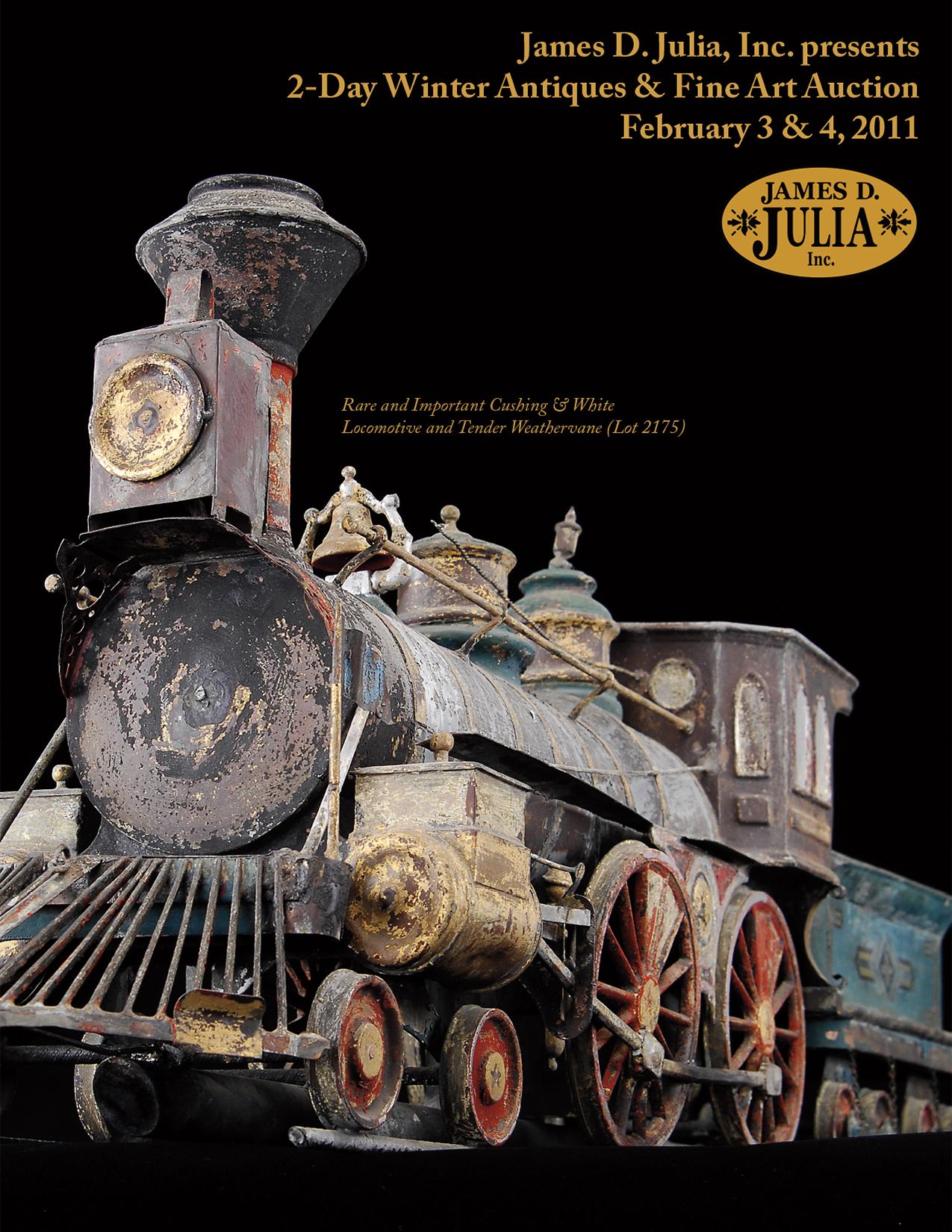 February 2011 Catalog Cover