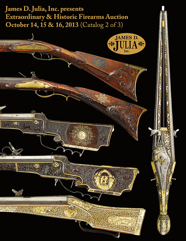 Firearms October 2013 Catalog Two Cover