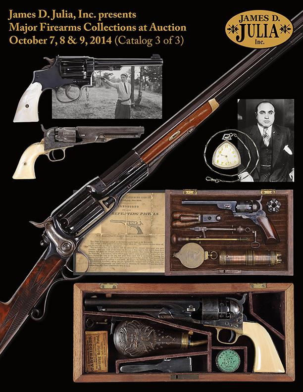 Firearms October 2014 Catalog Three Cover
