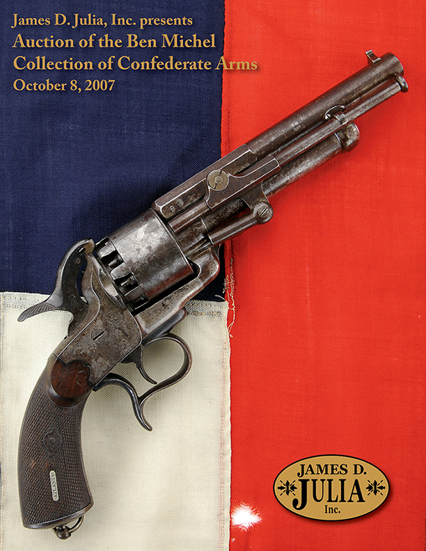 Firearms October 2007 Catalog Cover