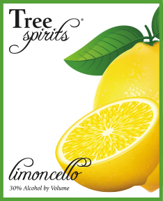 Limoncello Label