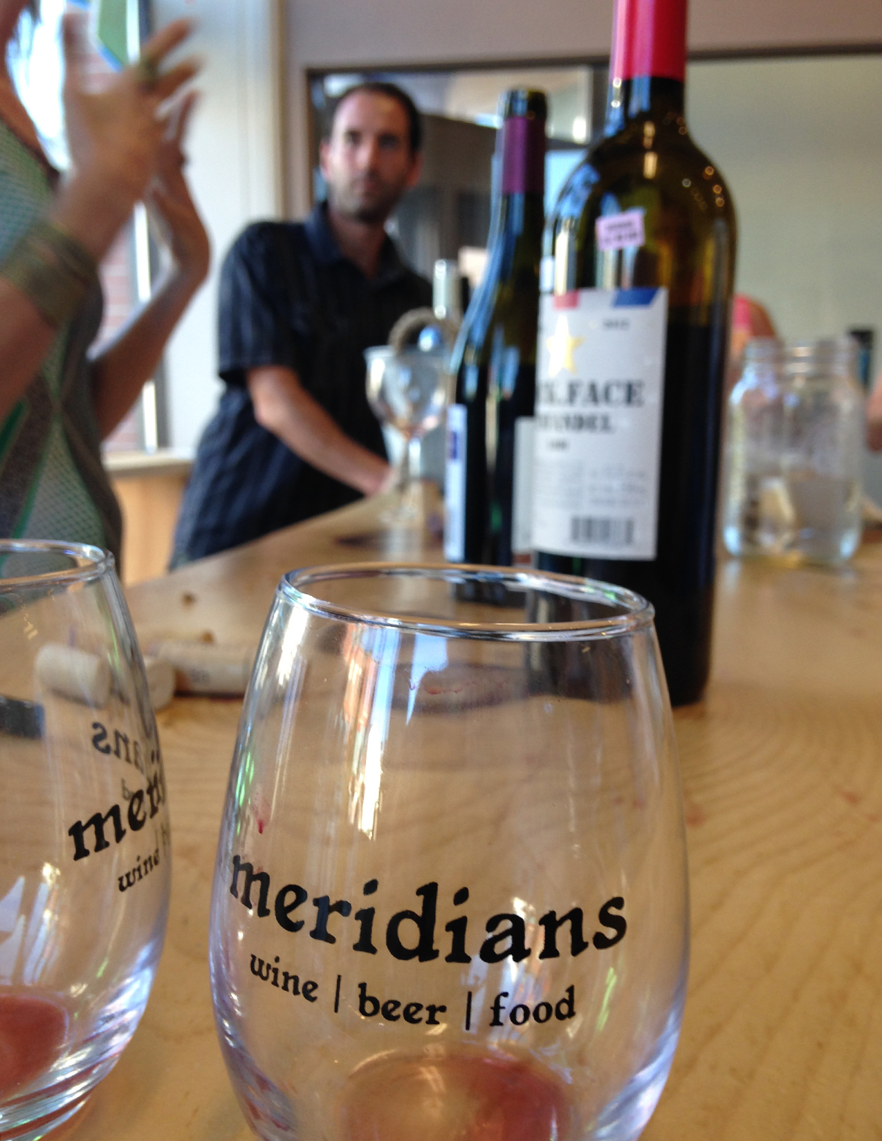 More Meridians Tasting