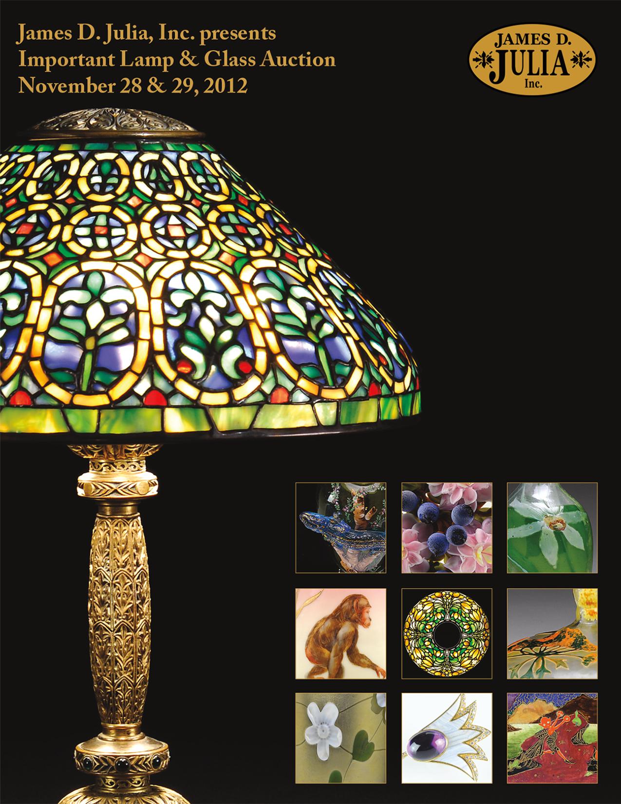 November 2012 Lamp Catalog Cover
