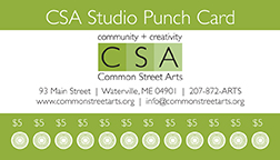 CSA Holiday Card