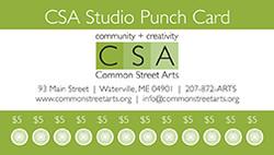 CSA Holiday Card