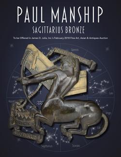 Paul Manship Brochure
