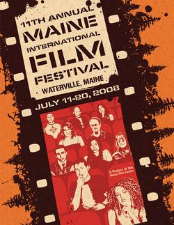 MIFF 2008 Program Cover