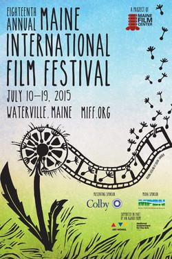 MIFF 2015 Poster
