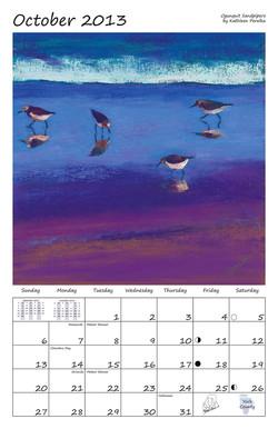 Perelka Calendar October 2013