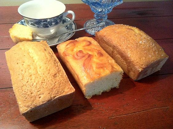 Small loaf Grandma's Buttery Vanilla
