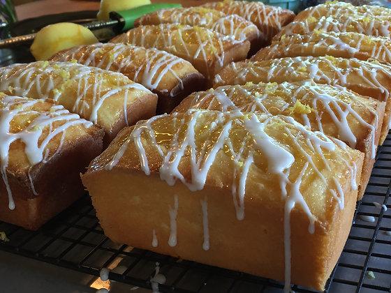 Small Loaf Luscious Lemon