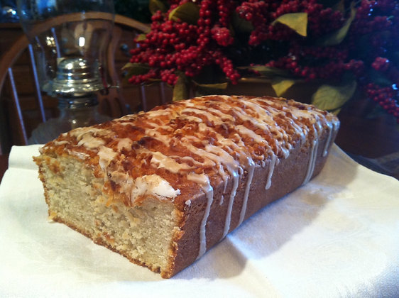 Large Loaf Cranberry Orange with Walnuts