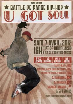 Affiche U Got Soul