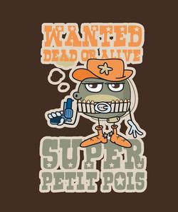 Textile : Super P'tit Pois