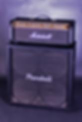 Гитарный стек Marshall VS-100+4x12CAB